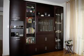 Wall Furniture For Living Room Wall Unit Contemporary Living Room New York By Mig