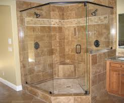 Small Bathroom Designs With Shower Stall Bathrooms Design Fun Image One Piece Shower Stalls Stall Kits
