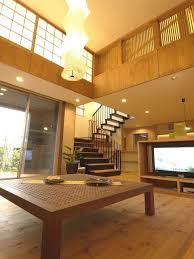 japanese home interiors home interior design japanese style modern living room 和モダン
