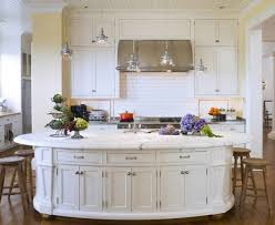 oval kitchen island a neoclassical revival in san fran with 32 million views kitchens
