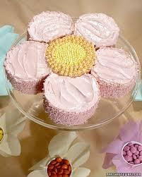 flower cake flower cake recipe martha stewart