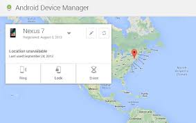 android device manager location unavailable lock your device with android device manager