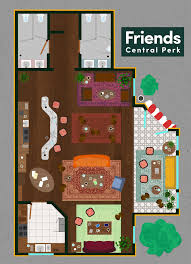 floor plans famous tv and movie businesses bizdaq