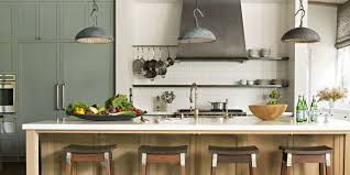 Farmhouse Kitchen Lighting by 55 Best Kitchen Lighting Ideas Modern Light Fixtures For Home