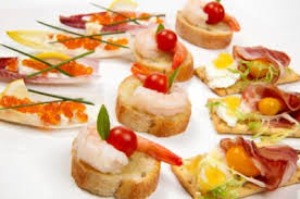 how to canapes how to bring high society canapés to earth health