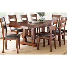 Dining Room Sets On Sale Belham Living Kennedy Trestle Extension Dining Table Hayneedle