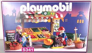 playmobile cuisine playmobil set 5341 produce stand klickypedia