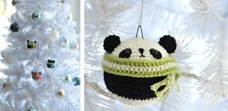 Amigurumi Christmas Ornaments - amigurumi teddy ornaments