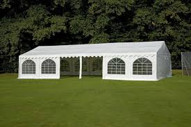 Carport Canopy Heavy Duty Pvc Party Wedding Tent 40 U0027x20 U0027 Youtube