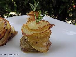 cuisiner la pomme de terre recette de pommes de terre au four autrement
