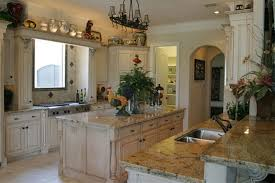 French Country Kitchen Colors by All Great Things About Mediterranean Kitchen Design My Home