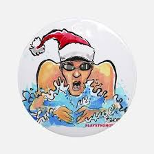 swimming christmas ornaments 1000s of swimming christmas