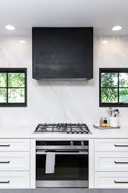 black pulls for white kitchen cabinets envy worthy kitchens that make us want to reno our own