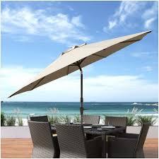 Tilting Patio Umbrella Tilting Patio Umbrella Luxury Corliving 10 Wind Resistant