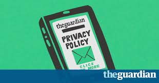 privacy policy info the guardian