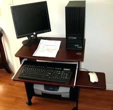 Piranha Corner Computer Desk Large Corner Computer Desk By Piranha Trading Ltd S2718 Small