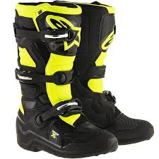 yellow boots s 43 best alpinestars motocross boots images on