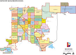 Map Of Denver Colorado by Local Real Estate Information The Divito Dream Makers