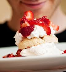 summer recipe old fashioned strawberry shortcake kitchn
