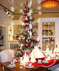 dining room table christmas decoration decoration ideas