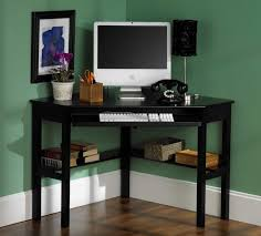 corner computer desk for small spaces corner computer desk colour story design the awesome computer