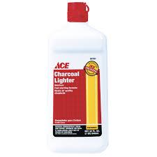 ace 32oz charcoal lighter fluid charcoal u0026 lighters ace hardware