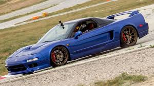 this supercharged 403 horsepower 1991 acura nsx is the anti tuner