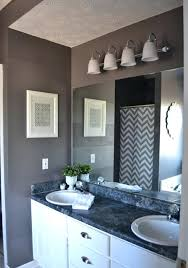 Unique Bathroom Mirror Frame Ideas Unique Bathroom Mirror Ideas Grey Wall Color With Simple