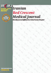 iranian red crescent medical journal home