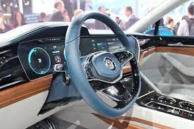 volkswagen concept interior vwvortex com vw t prime concept gte signals fullsize suv with
