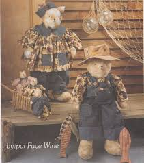 mccalls crafts 7396 animal toy clothes sewing pattern home decor