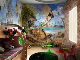 Kids Modern Rugs by Decoration Beautiful Wallpaper Mural Kids Room Design Ideas