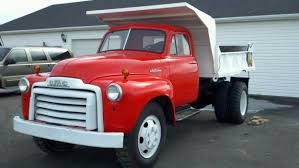 gmc dump truck cars for sale