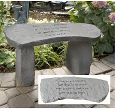 outdoor memorial plaques garden memorial stones