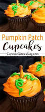 these witch hat cupcakes from tastes better from scratch take just