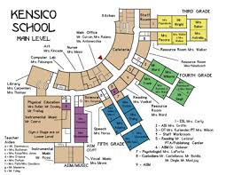 Computer Lab Floor Plan Kensico