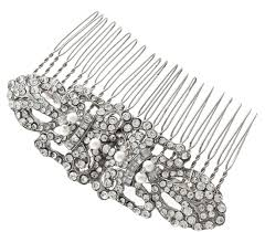 hair clip types how to choose your bridal hair accessories polka dot