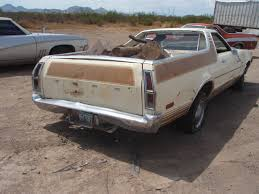 ranchero car 1978 ford ranchero 78fo9648d desert valley auto parts