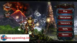 eternity warrior apk eternity warriors 2 apk 2 1 0 unlimited glu coins no root