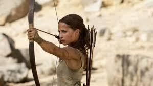 tomb raider trailer classified as alicia vikander discusses the film