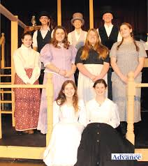 The Miracle Cast The Miracle Worker Play Tells Uplifting Story Of Helen Keller And