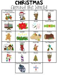 christmas around the world scrapbook u0026 craft pack by first grade