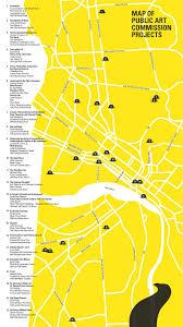 Map Of Richmond Va Richmond Va U003e Planning And Development Review U003e Public Art