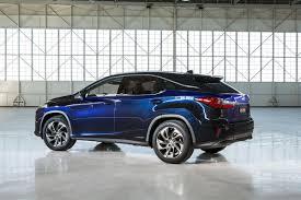 lexus crossover hibrido lexus rx 2016 los suv saben de lujo soymotor com