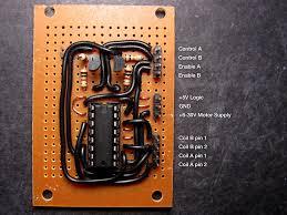 Stepper Motor Driver Wiring Diagram 25 Best Stepper Motor Arduino Ideas On Pinterest Arduino