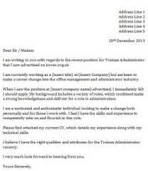 sample cover letter hairdressing apprenticeship sample letter