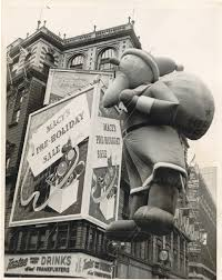 thanksgiving day date 2014 nine decades of macy u0027s thanksgiving day parade in photos curbed ny