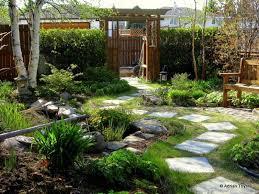 Small Backyard Design Ideas Best  Modern Garden Design Ideas On - Small backyard garden design ideas