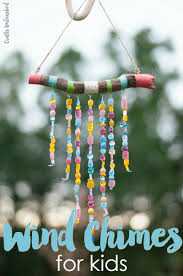 diy wind chimes for kids step by step consumer crafts