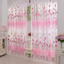 aliexpress com buy 1pcs lovely lower window curtain for home
